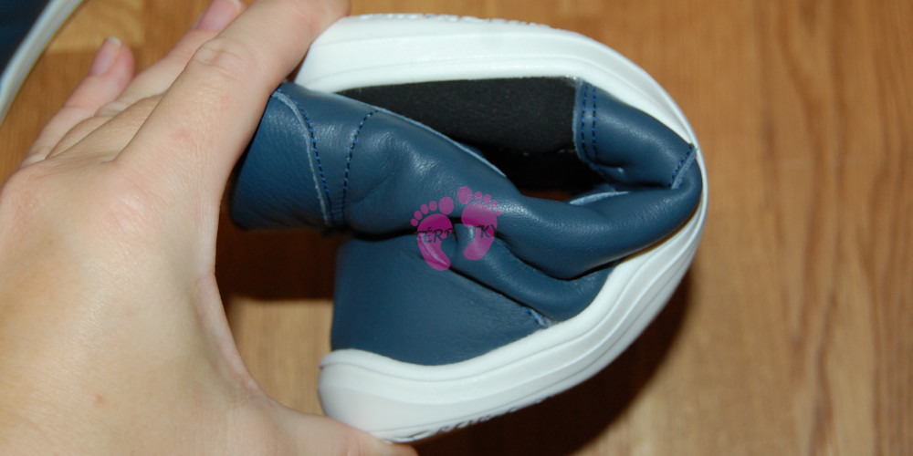 BABY BARE SHOES FEBO WINTER NAVY OKOP
