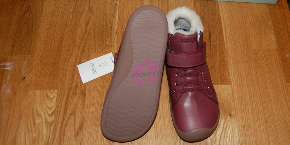 Bundgaard Walker Mid Lace Plum