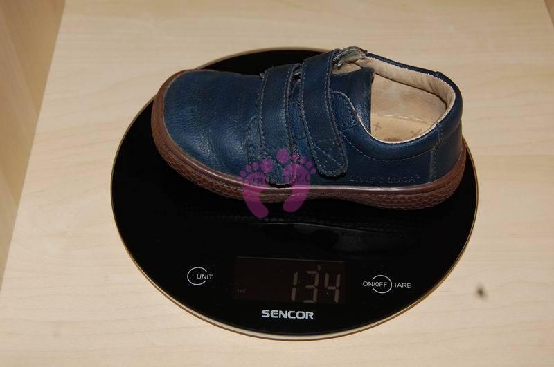 Hmotnost boty L&L Haye velikost 8 (24).