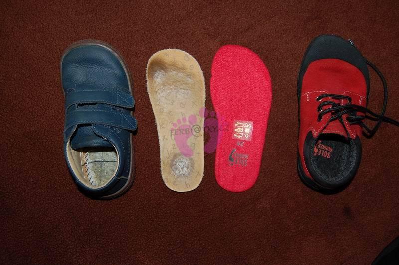 Vložky bot L&L Hayes a SR PAN. Vivo Reno nemá vyndávací vložku.