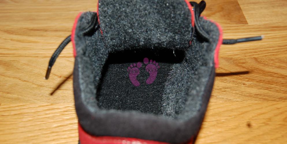 Vnitřek boty Sole Runner PAN Red/Black
