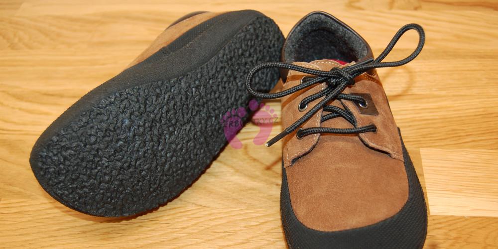 Podrážka Sole Runner PAN Brown/Black