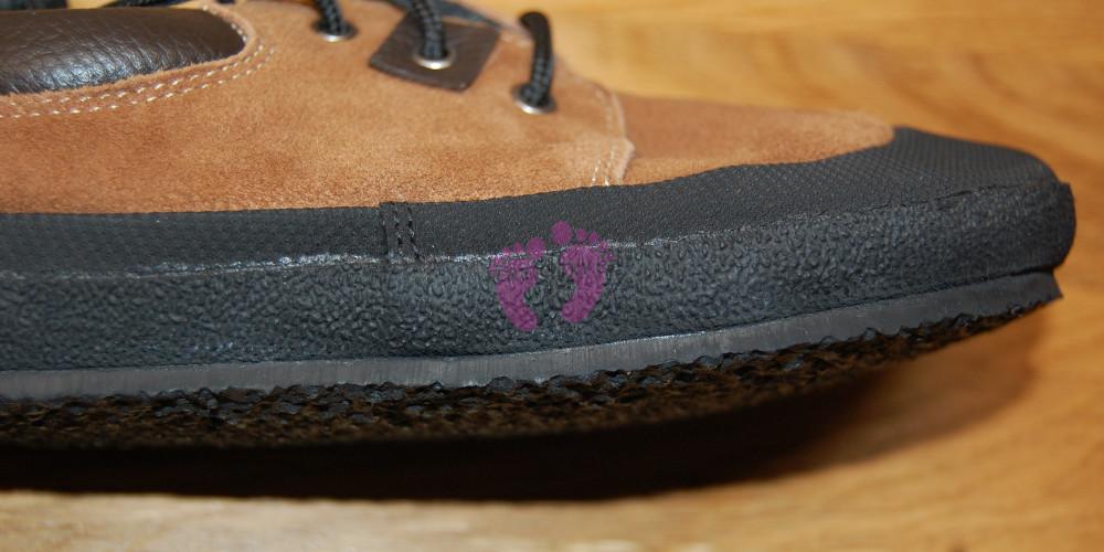 Detail podrážky Sole Runner PAN Brown/Black